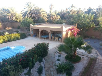 Photo for Riad in palm near the desert