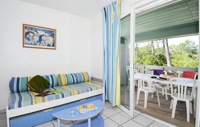 Photo for Résidence Odalys Bleu Océan *** - 3 rooms cabin 6 people terrace