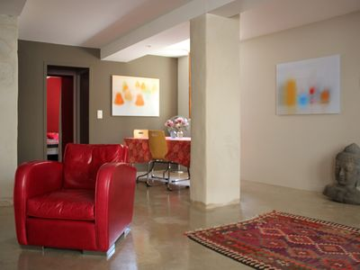 Photo for Superb apartment in the heart of Provence