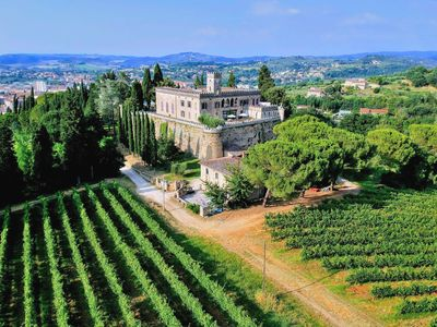 Photo for Entire castle in the heart of Tuscany. The ideal place for weddings and events