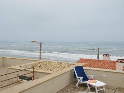 Photo for Comfortable House - Sea view - Only 50 meters from the beach - Free WiFi