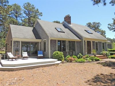 Photo for Spectacular home with memorable sunset views of First Encounter Beach!