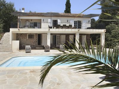 Photo for Beautiful, modern villa in peaceful setting offering plenty of privacy and a private swimming pool
