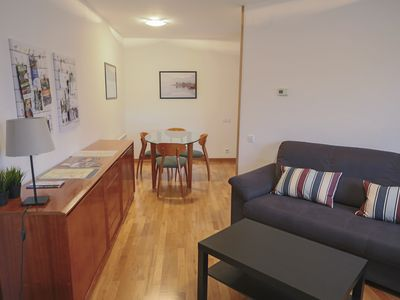Photo for Apartament cal Luch warm and cozy suitable for 4 people