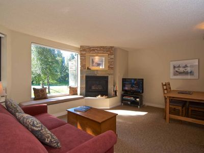 Photo for Beautiful MOUNTAIN Side Property. SKI IN/SKI OUT Condo. Perfect Whistler Getaway