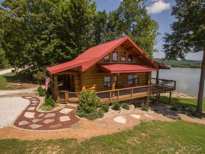 Big Timber The luxury log cabin VRBO