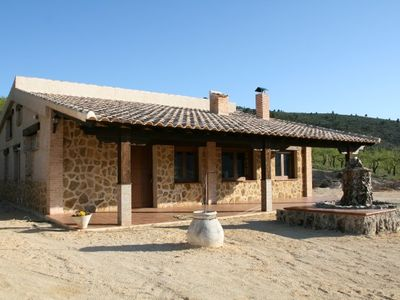 Photo for Casa Rural Las Tinajas de Morote for 15 people