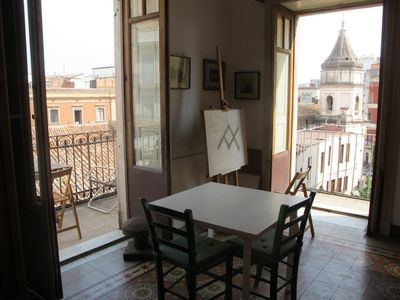 Photo for Holiday apartment Catania for 5 persons with 2 bedrooms - Holiday apartment