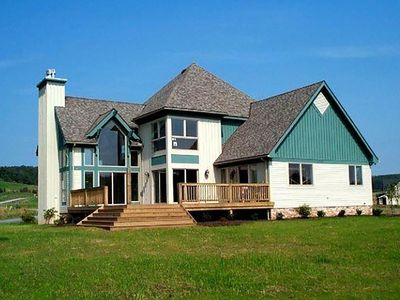 Photo for Gables by the Lake- 6 Bedroom Lake Access Home with Community Amenities and Dock Slip