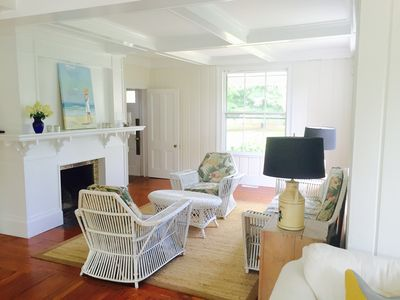 Photo for Perfect summer retreat with heated pool and tennis