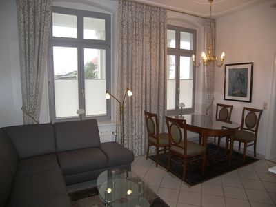 Photo for 2BR Apartment Vacation Rental in Heringsdorf (Seebad)
