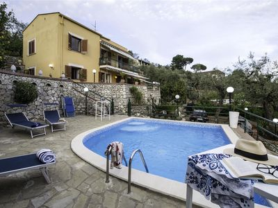 Photo for Villa Campanelle next to Nerano beach and Sorrento