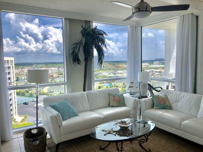 Photo for Penthouse -3BR -Building is on the Beach! - Free Beach Service!!!