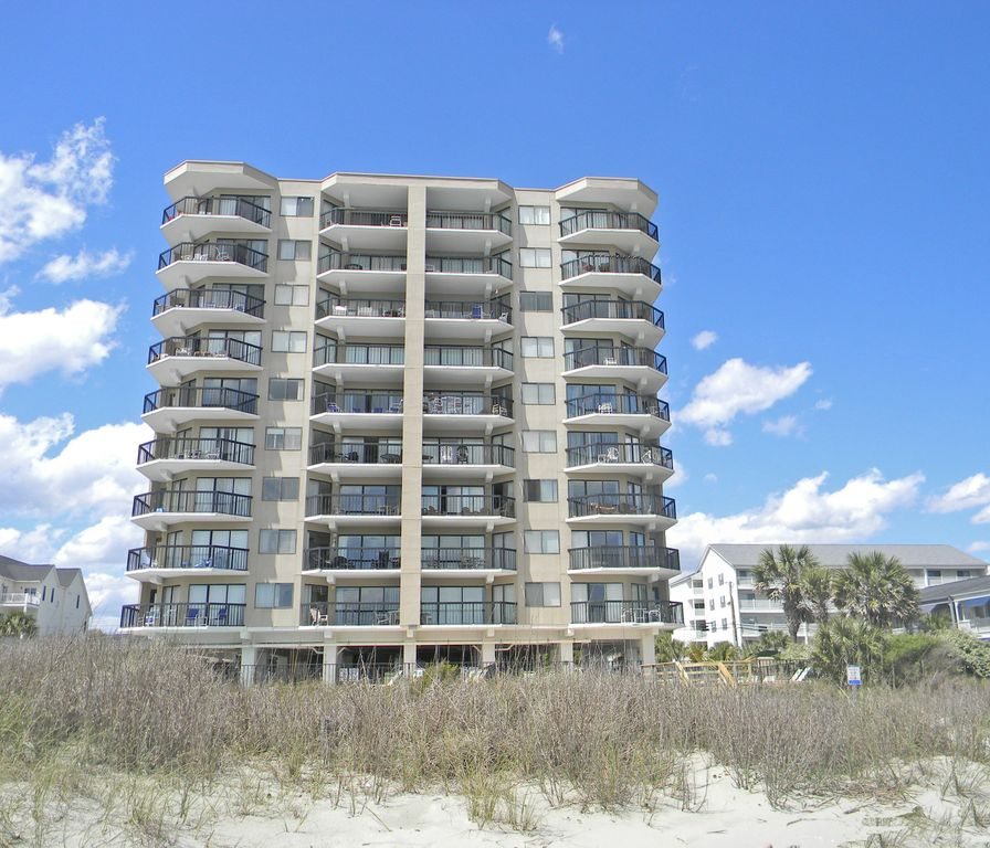 Oceanfront Vacation Condos: Great Rates