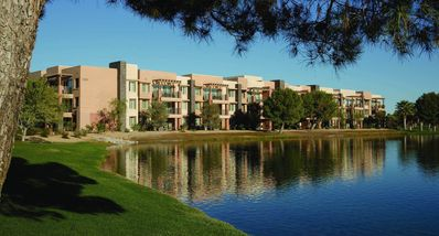 Photo for Coachella Fest Alert Marriott's Shadow Ridge - 1 BDR King Bed, Sofa Bed, Golfing