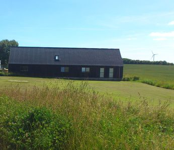 Photo for 115 m2 New built 2-plan house near Galleri Hesselbjerg. Wi-fi. Handicapfriendly.