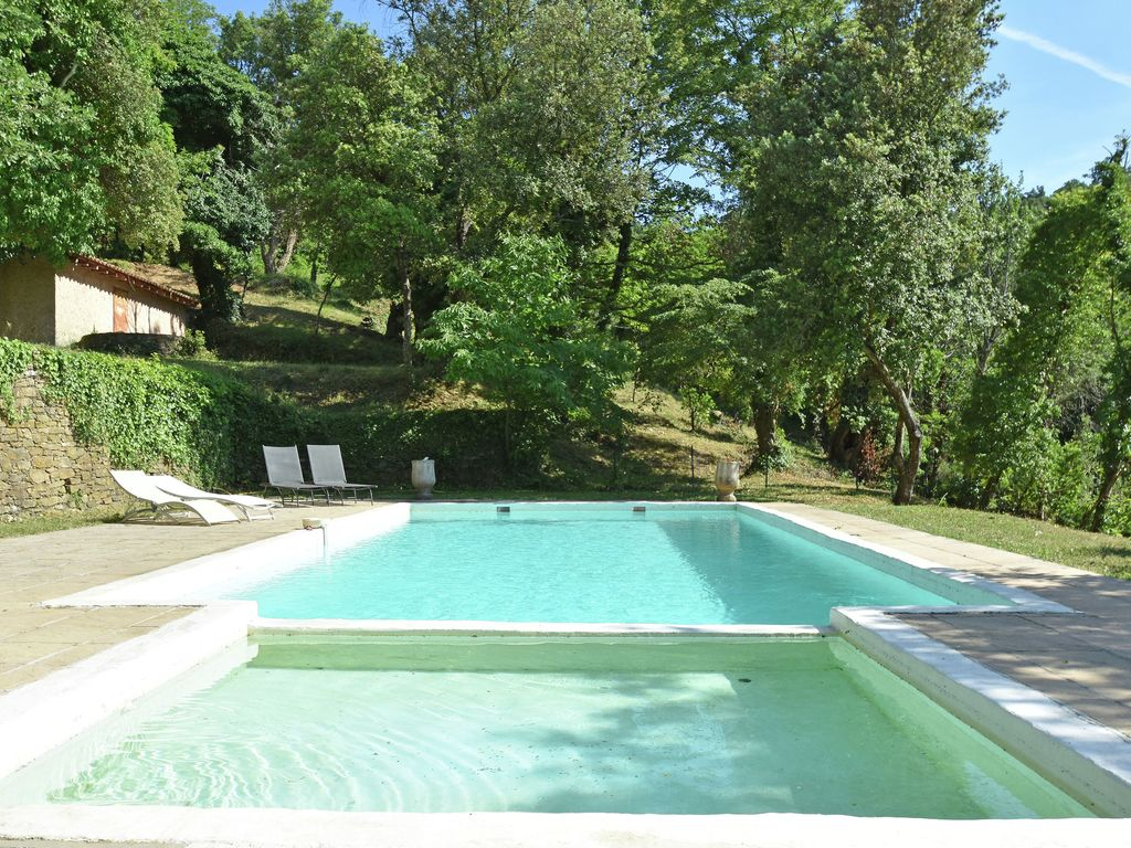 A Large Holiday Home With A Swimming Pool In Le Var Collobrieres Cote D 39 Azur French Riviera