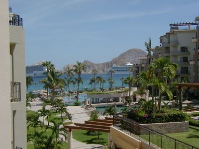 Photo for Spectacular, Fully Updated Oceanview Villa at the Best Resort in Cabo