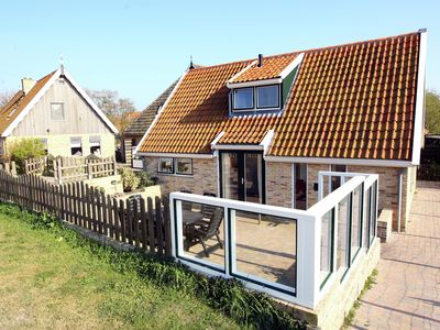 Photo for Luxurious holiday home on Terschelling, with panoramic view of the dunes