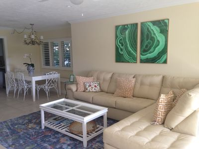 Photo for Spacious 2/Bed 2 Bath in Fairway Lakes Overlooking the Lake and the 10th Fairway
