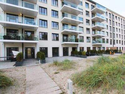 Photo for F-1097 Apartment Arche-Maris in Prora - A: 100m², 3-room, 6 persons, terrace, balcony, sea view