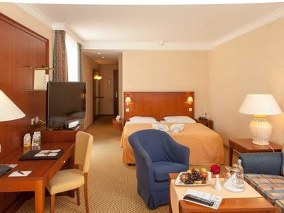 Photo for Terrace Double Room - Grand Hotel Binz, Hotel Arkona Dr. med. Hutter e. K.