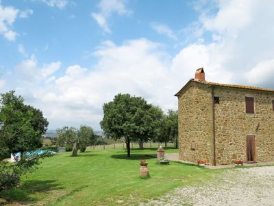 Photo for Vacation home Podere Santa Lucia (ITA150) in Istia d'Ombrone - 6 persons, 3 bedrooms