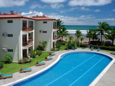 Photo for 2 Bed Room Beach Front Condo