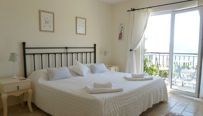Photo for Stunning 3 bedroom luxury villa with beautiful views and 15 min walk to Kalkan