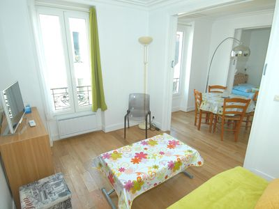 Photo for 2 Bedrooms + 2 Showers St-Germain