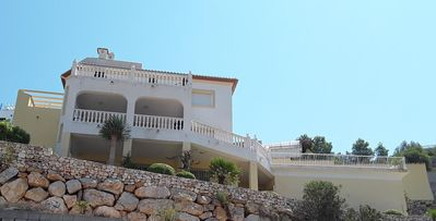 Photo for Large Villa with private pool in Denia