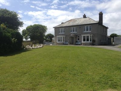 Photo for The Old Vicarage in St.Columb Minor