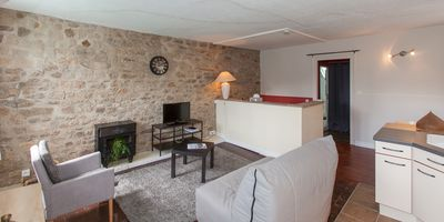 Photo for 1BR Apartment Vacation Rental in Dinan, Bretagne