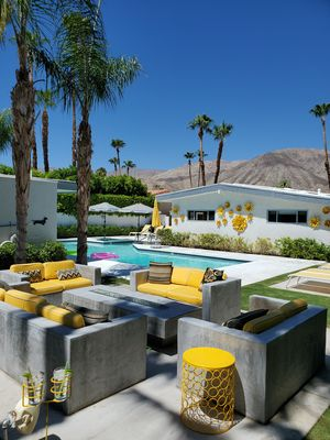 """Photo for Formerly """" Danish Modern House"""" now called 21 palms"""