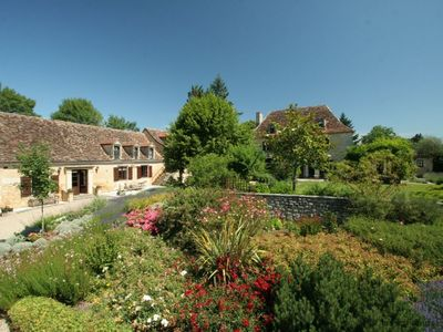 Photo for French 17th Century Manoir near Bergerac FRMD143