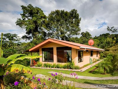 Photo for Romantic Jungle Hideaway Villa just for Two, Spectacular Views & Free Nite Hike!