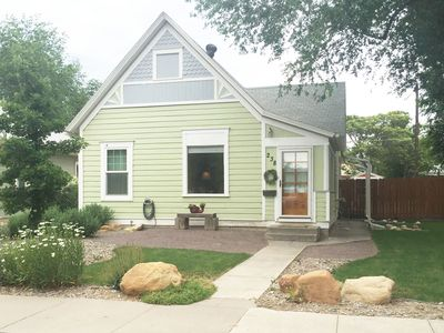 Photo for Charming Downtown Cottage Getaway Steps From Main Street