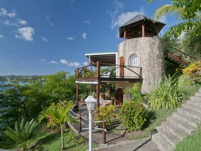 Photo for The Sugar Mill Tower - 1 Bedroom - Romantic Seaside Escape - Conveniently Locate