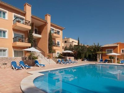 Photo for Apartment ELS PINS I -1 dorm Ap nº 8  in Cala San Vicente, Mallorca - 4 persons, 1 bedroom