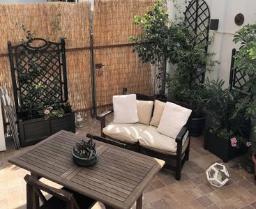 Photo for Nice little flat with garden