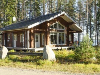 Photo for Vacation home Amero purnu 4 in Lieksa - 8 persons, 2 bedrooms