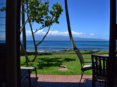 PREMIERE location of Napili on the POINT with 63 EXCEPTIONAL REVIEWS, With AC