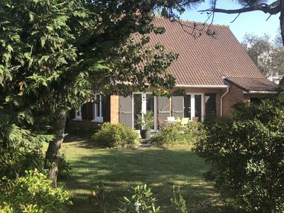 Photo for PROMO VACANCES AUTUMN! Beautiful villa on the beach, quiet and renovated