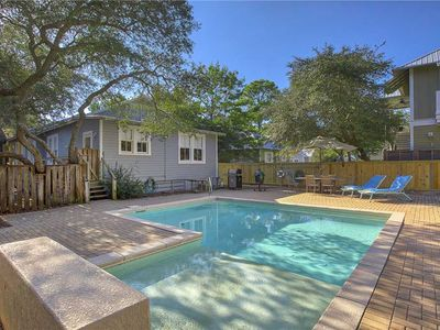 Photo for Lollygag Too - Private Pool, Grayton Beach, Pet Friendly, Steps to the Sand!