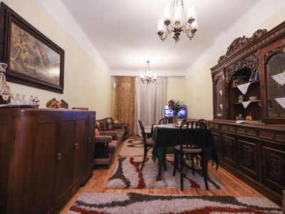 Photo for Quiet, fully refurbished apartment in Thessaloniki