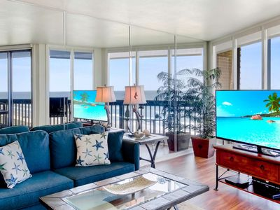 Photo for Sandpiper  #1007L: Beachfront 1 Bedroom 2 Bathroom With Spectacular Views and 24 Hour Management