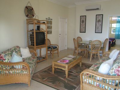 Photo for Apartment  Sleeps 4+ PERFECTLY LOCATED on HOOPERS BAY BEACH CORAL SANDS VILLA.