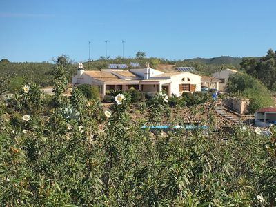 Photo for 3 Bedroom Eco-friendly rural Villa with pool in Portugal, Algarve, Messines