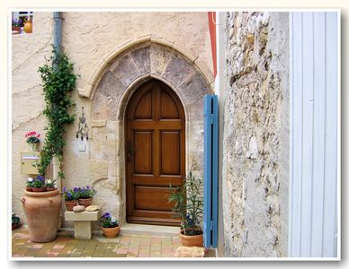 Photo for YOUR Home in Provence - with spectacular views & Air Conditioned Comfort!