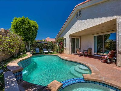Photo for Spacious Family Escape Home, Perfectly Located to All Coachella Valley Events